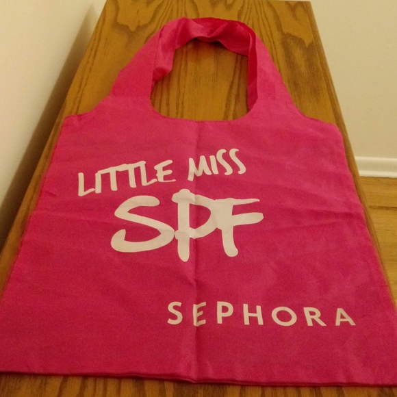 Sephora Packable reusable Bag